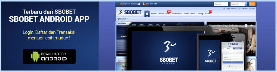 SBOBET Mobile & WAP - SBOBET Android Apps 2020